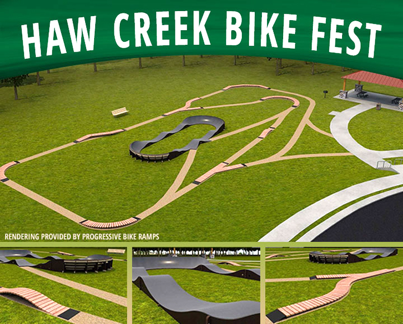 Forsyth to unveil kids bike skills park