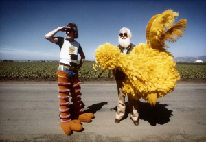 After Nearly 50 Years, Puppeteer Who Played Big Bird On Sesame Street Retiring