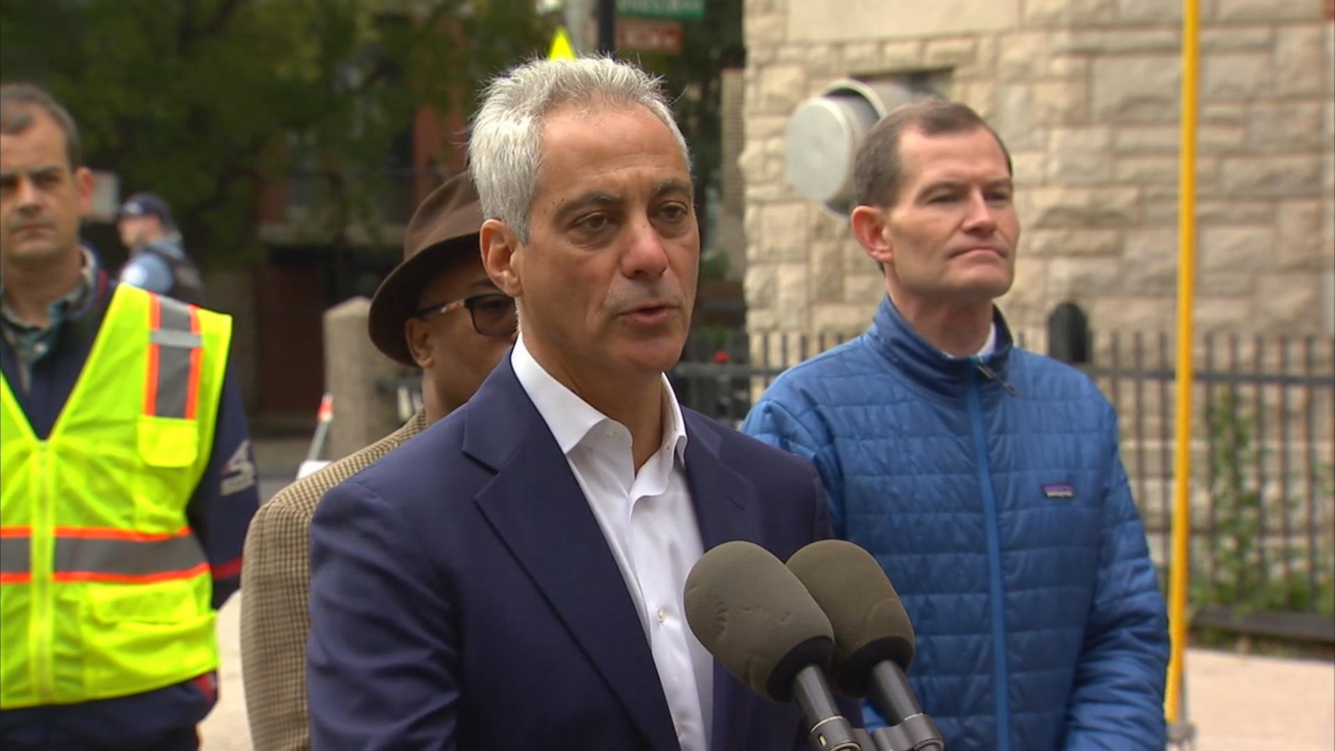 Officials Stress No Threat to Chicago in Wake of Pipe Bombs