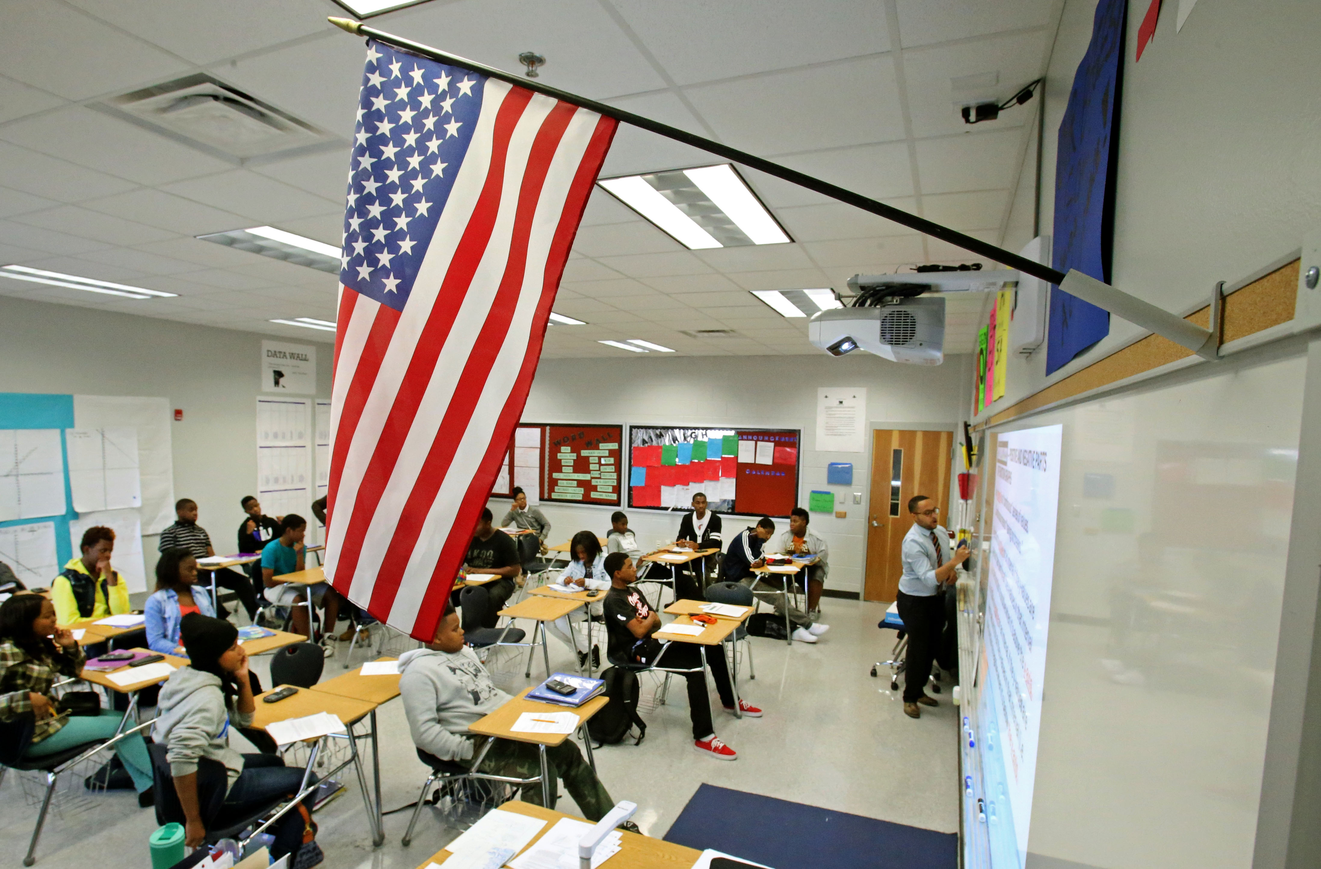 Opinion: It isnt race that makesa teacher the best role model, for students of any color