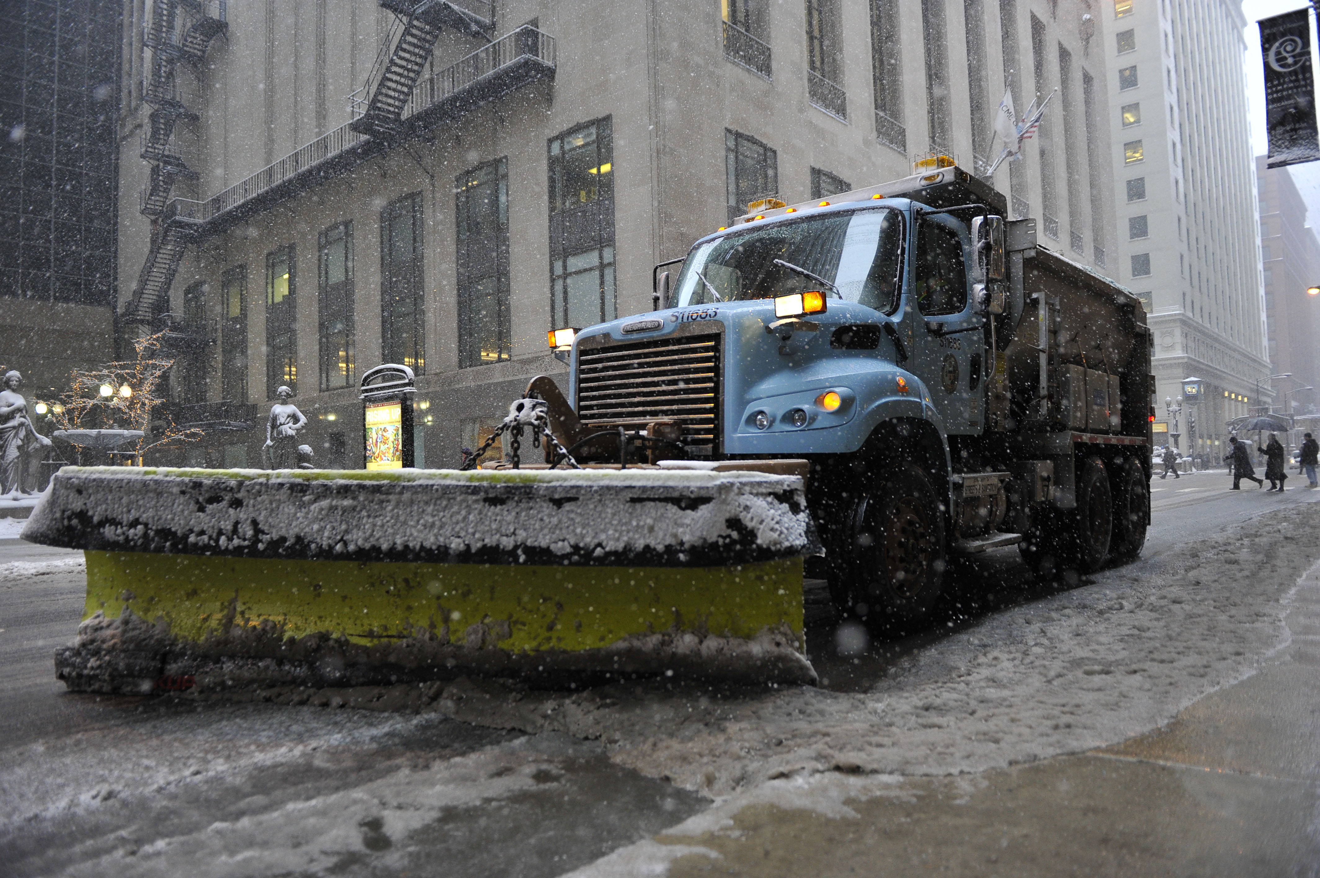 Officials Offer Winter Safety Tips for Motorists