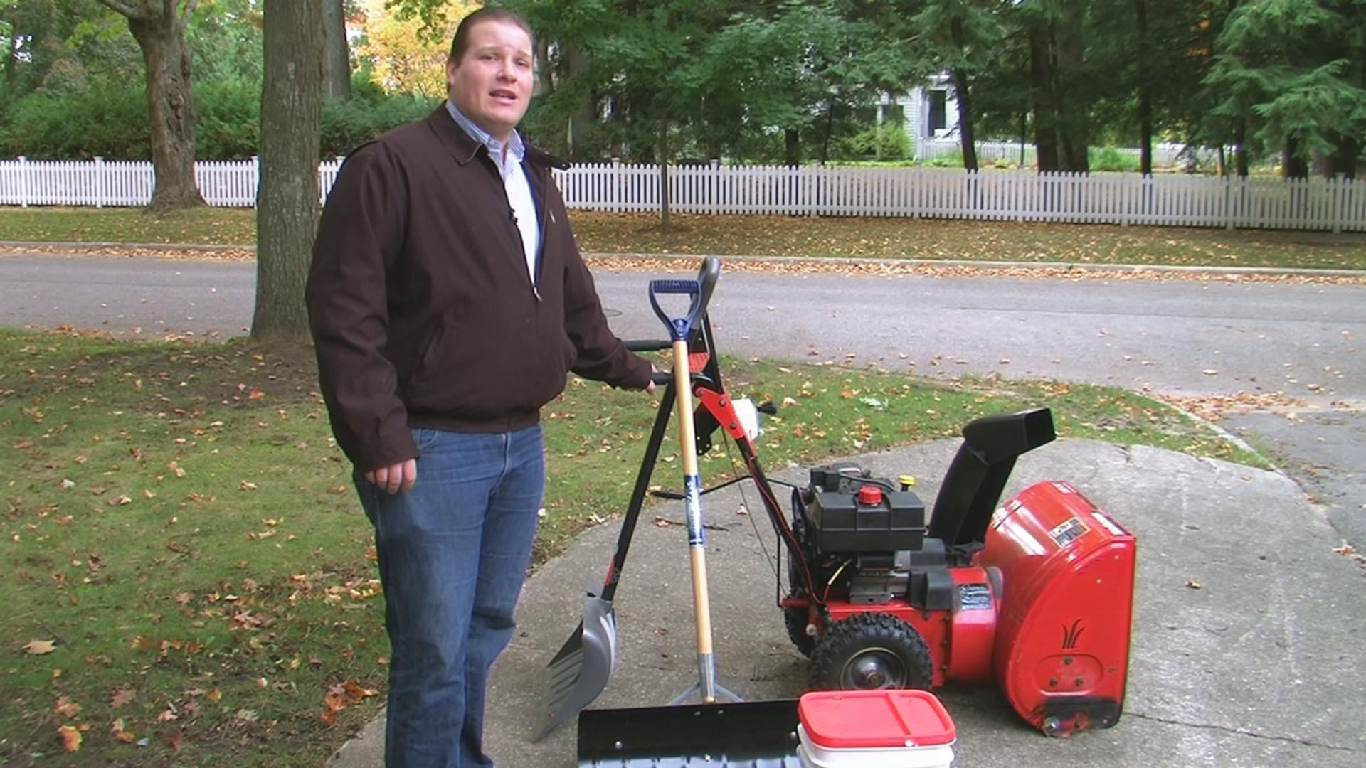 How to Prepare Your Snow Blower for Winter
