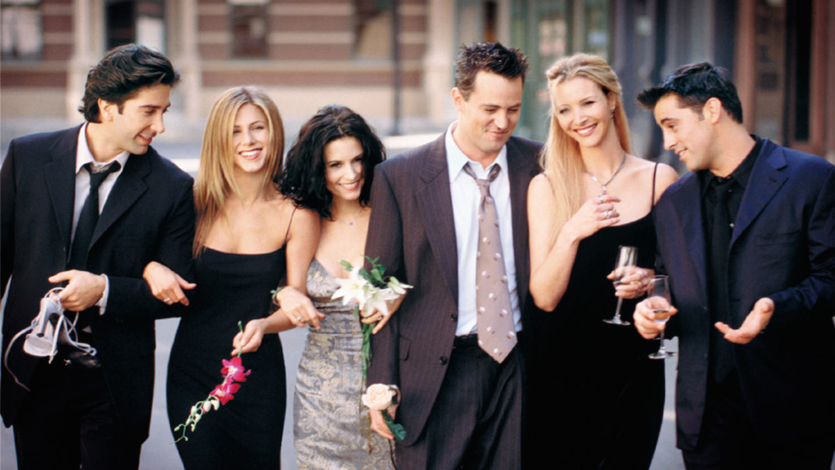 Friends Pop-Up Coming to Chicago Bar