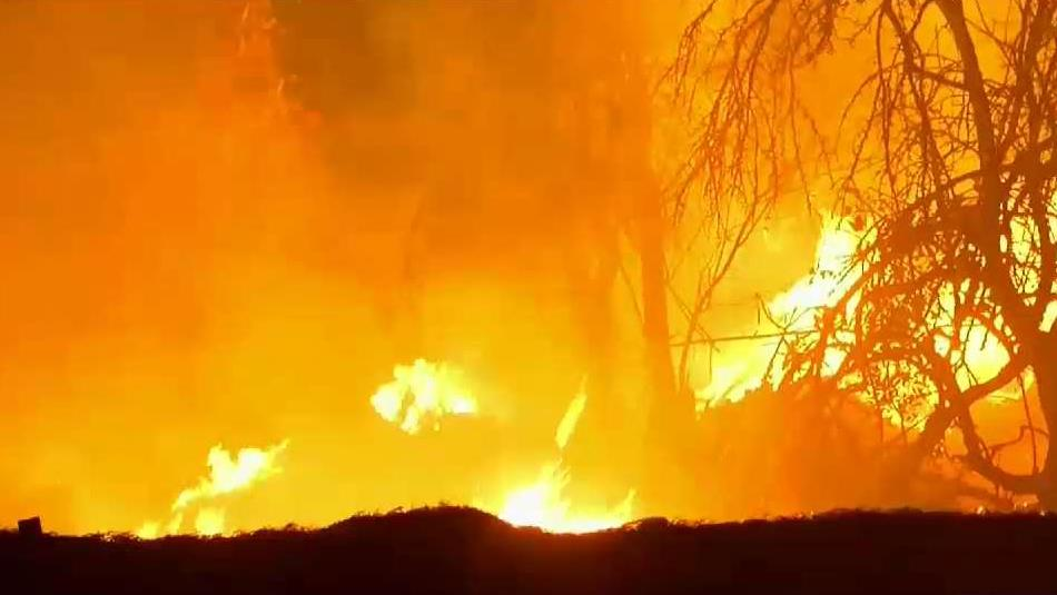 Wildfire in Butte County Affecting People Down in Chico