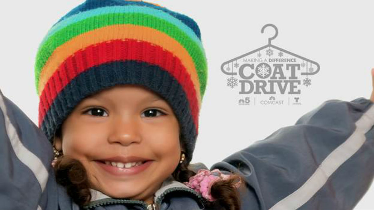 How and Where to Donate to Our Annual Winter Coat Drive