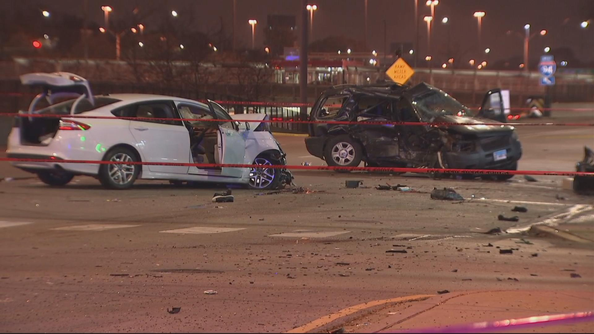 2 Killed in Hit-and-Run Crash on Chicagos South Side