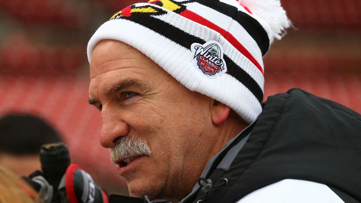 Report: Teams Quietly Seeing if Quenneville Wants to Coach