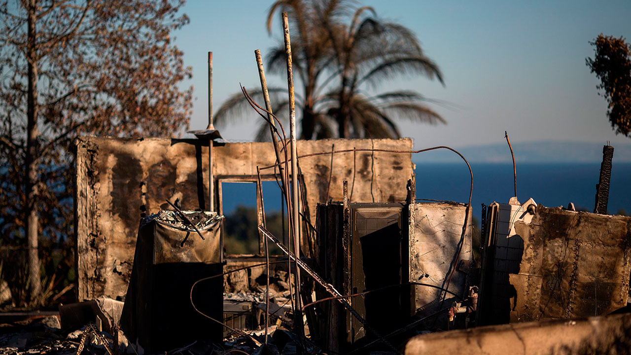 California Wildfires: Updates, maps, coverage of SoCal, Butte County fires and impact on LA, Bay Area