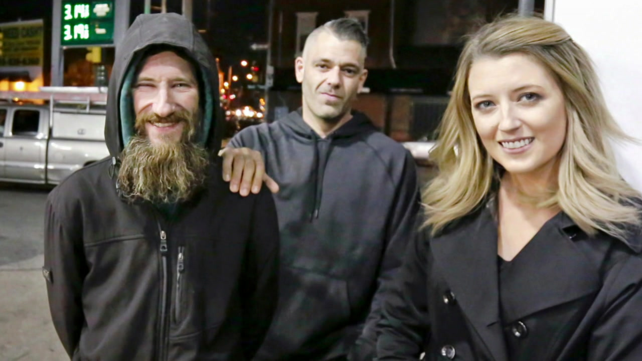 Homeless man and couple allegedly made up story for GoFundMe get rich quick scheme