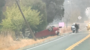Driver Suffers Life-Threatening Injuries In Early Morning Elk Grove Crash
