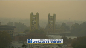 Dont Forget Your Mask: Drifting Smoke Causing Health Concerns in Sacramento