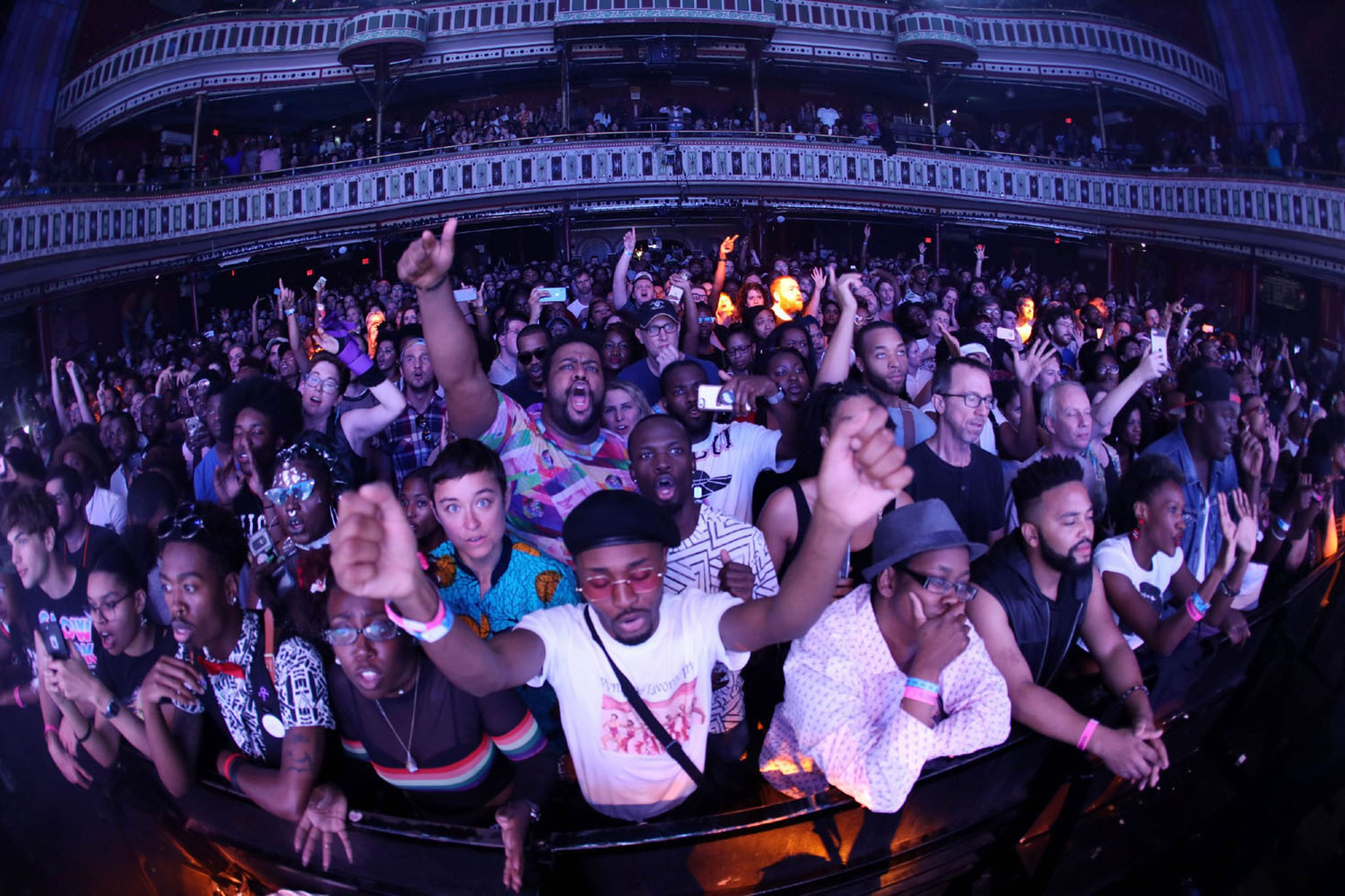 Whats in a concert hall? These 5 (well, 6) Atlanta venues top them all