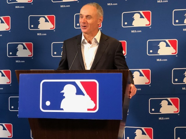 MLB commissioner: SunTrust Park a candidate for 2021 All-Star game
