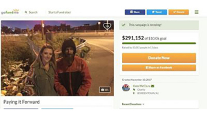 Homeless Veteran And New Jersey Couple Arrested In GoFundMe Scam
