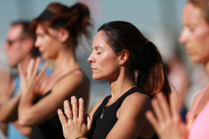 Study: Yoga Holds Promise To Help People Feel Better About Their Bodies