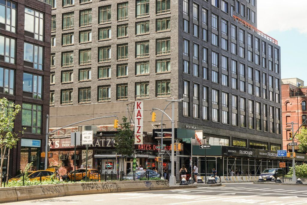 Lower East Side already gone to gentrification as Marshalls set to open next to Katzs deli