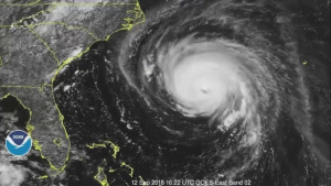 Uninvited Brute: 4 Dead As Florence Drenches The Carolinas
