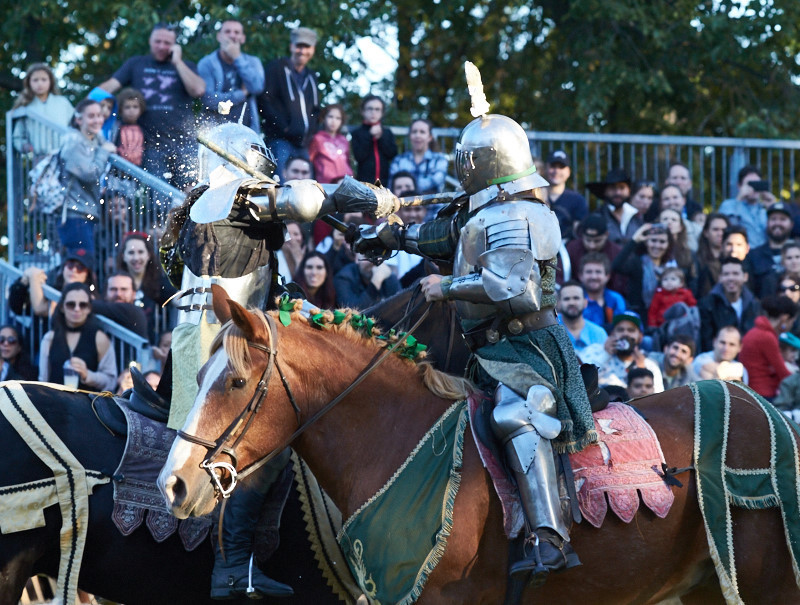 FALL GUIDE: KIDS Jousting knights, haunted houses, trapeze artists and more fall fun for kids