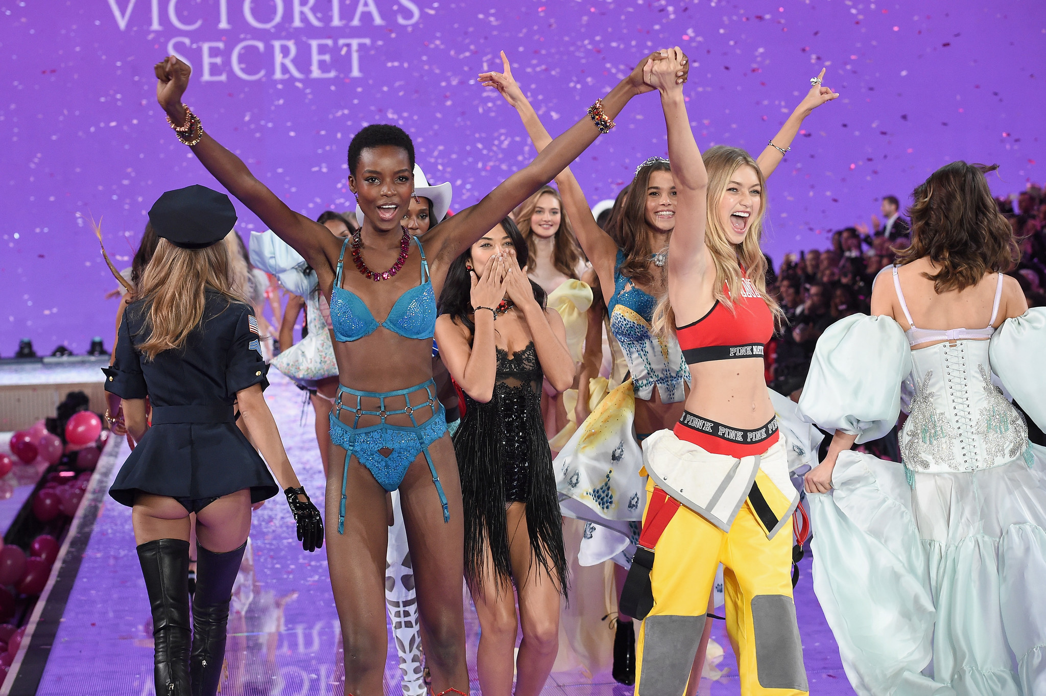 Victorias Secret Fashion Show will return to New York after stints overseas
